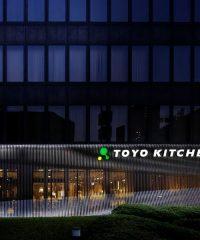 トーヨーキッチン&リビング 大阪ショールーム